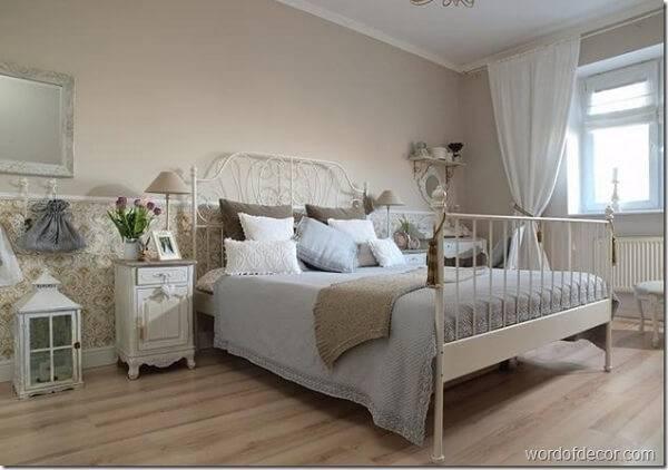 Спальня в стиле прованс фото 02