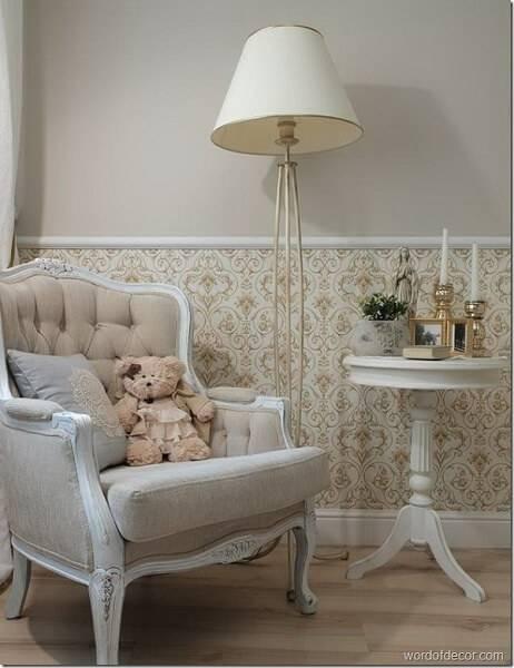 Спальня в стиле прованс фото 03