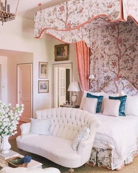Спальня в стиле прованс фото 04