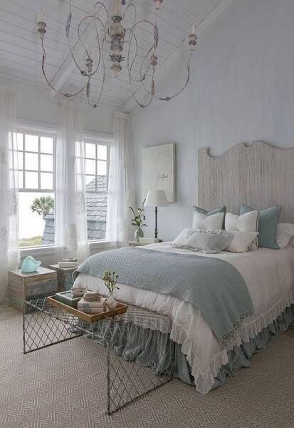 Спальня в стиле прованс фото 05