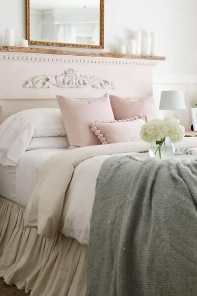 Спальня в стиле прованс фото 06