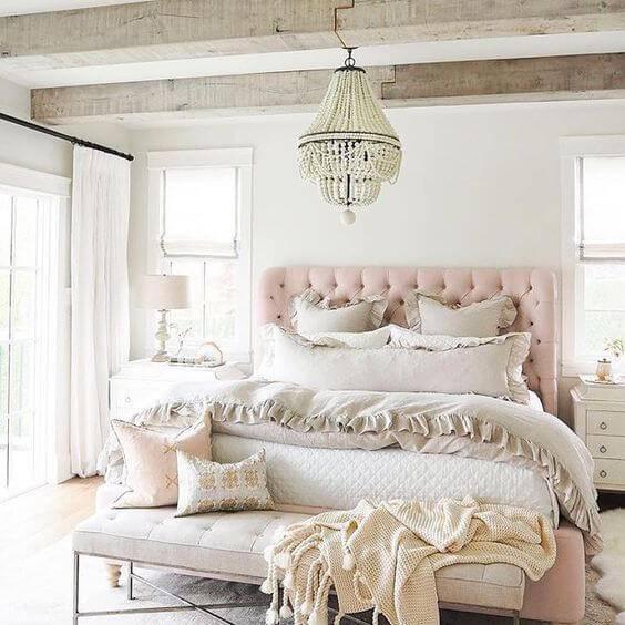 Спальня в стиле прованс фото 08