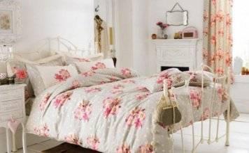 Спальня в стиле прованс фото 09