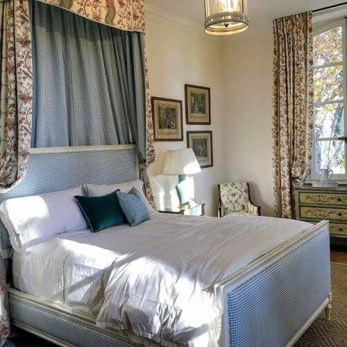 Спальня в стиле прованс фото 11