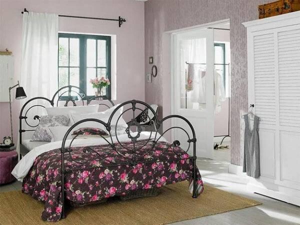 Спальня в стиле прованс фото 13