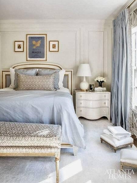 Спальня в стиле прованс фото 14