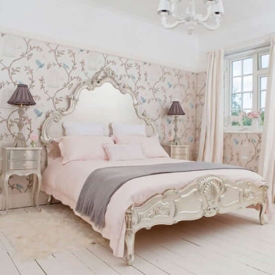 Спальня в стиле прованс фото 15