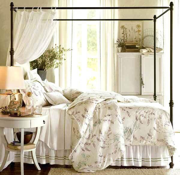 Спальня в стиле прованс фото 22