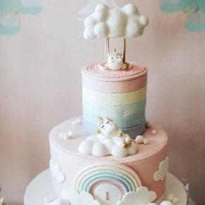 Торт на годик фото 01