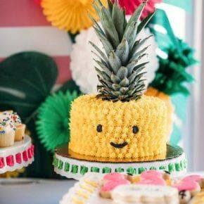 Торт на годик фото 02