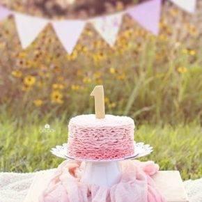 Торт на годик фото 09