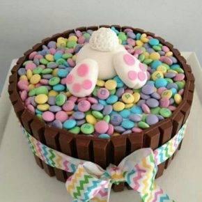 Торт на годик фото 12