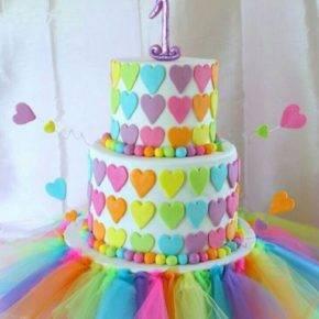 Торт на годик фото 14