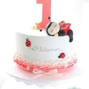 Торт на годик фото 15