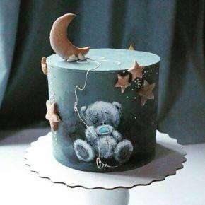 Торт на годик фото 16