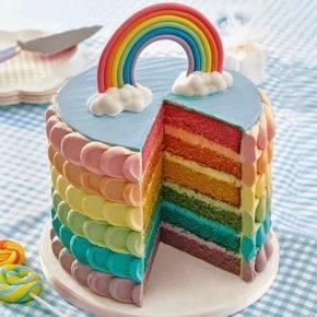 Торт на годик фото 24