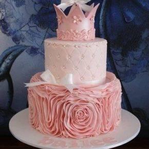 Торт на годик фото 26