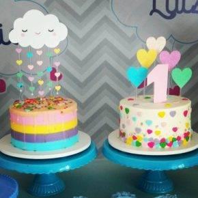 Торт на годик фото 32