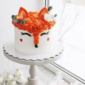Торт на годик фото 34