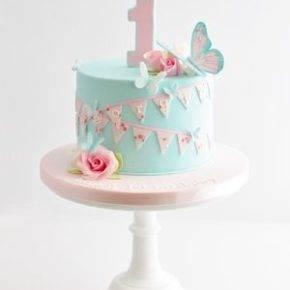 Торт на годик фото 35