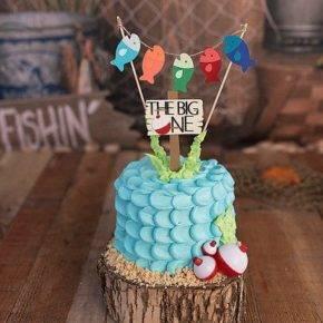 Торт на годик фото 36