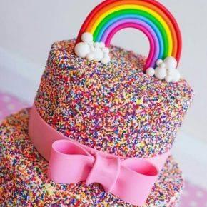 Торт на годик фото 37