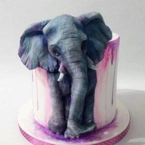 Торт на годик фото 38