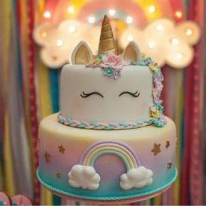 Торт на годик фото 39