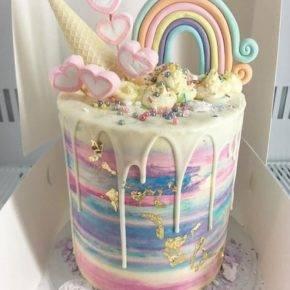 Торт на годик фото 41