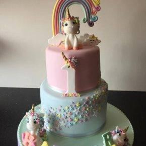 Торт на годик фото 43