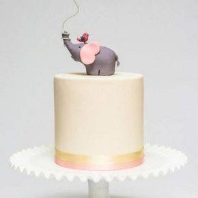 Торт на годик фото 48