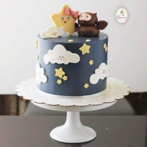 Торт на годик фото 53