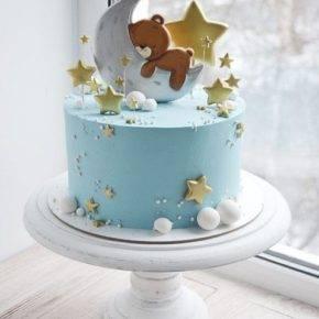 Торт на годик фото 57