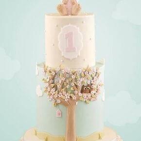Торт на годик фото 58