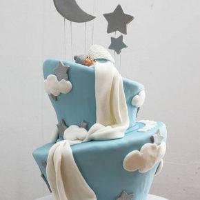 беби шауэр торт фото 200