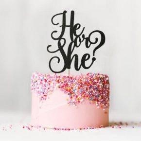 беби шауэр торт фото 205