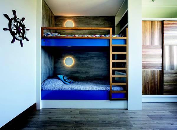 детская комната для двух мальчиков фото 011