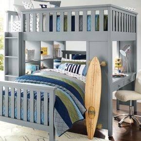детская комната для двух мальчиков фото 014