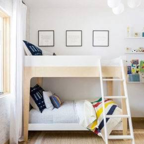 детская комната для двух мальчиков фото 045