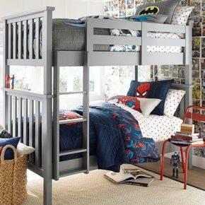 детская комната для двух мальчиков фото 047