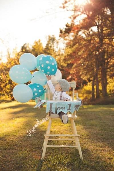 Фотозона на годик ► Идеи для фотосессии ребенка 1 год