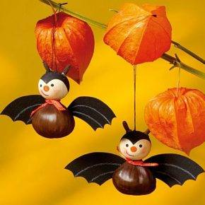 Осенние поделки в садик фото 26