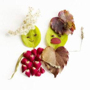 Осенние поделки в садик фото 42