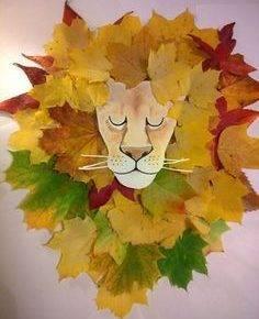 Осенние поделки в садик фото 48