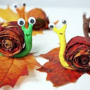 Осенние поделки в садик фото 51