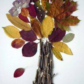 Осенние поделки в садик фото 52