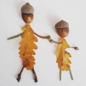 Осенние поделки в садик фото 56