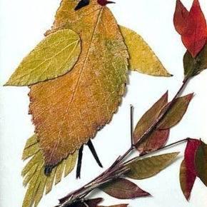 Осенние поделки в садик фото 57