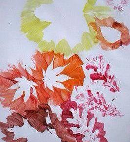 Осенние поделки в садик фото 71