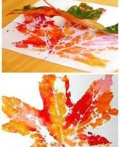 Осенние поделки в садик фото 72